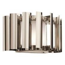 Kichler 42837PN - One Light Polished Nickel Wall Light